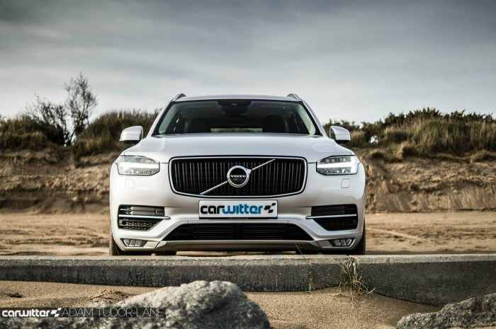 2016 Volvo XC90 D5 Review Front Low carwitter 700x465 - Is It Time To Buy An Autonomous Car? - Is It Time To Buy An Autonomous Car?
