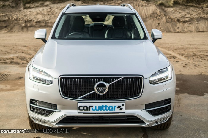 2016 Volvo XC90 D5 Review Front On carwitter 700x465 - 2016 Volvo XC90 D5 Review – The future - 2016 Volvo XC90 D5 Review – The future