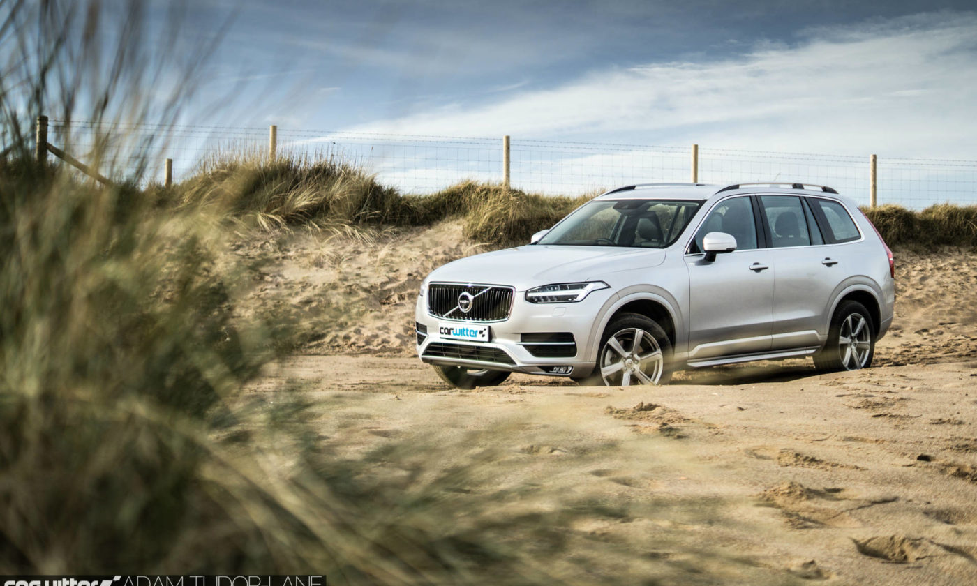 2016 Volvo XC90 D5 Review Scene Beach 2 carwitter 1400x840 - 2016 Volvo XC90 D5 Review – The future - 2016 Volvo XC90 D5 Review – The future