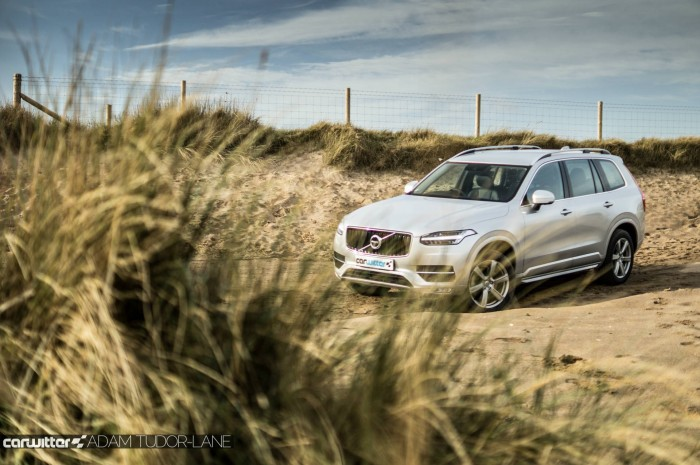 2016 Volvo XC90 D5 Review Scene Beach carwitter 700x465 - 2016 Volvo XC90 D5 Review – The future - 2016 Volvo XC90 D5 Review – The future
