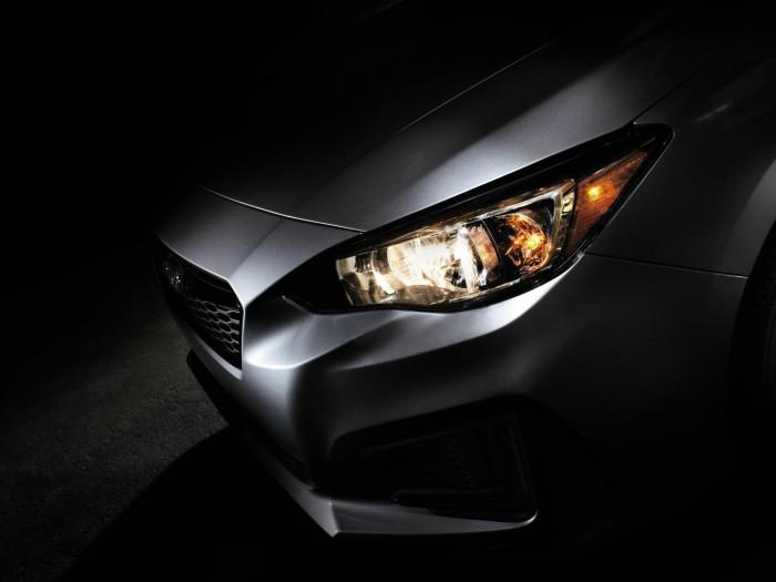 2017 Subaru Impreza - carwitter