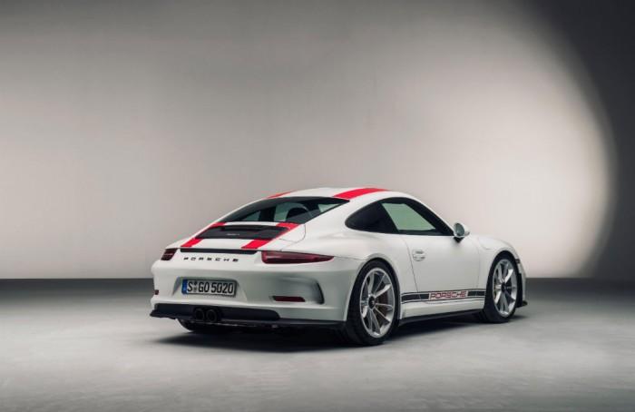 911 R Rear