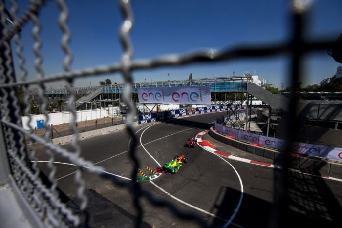 Formula E - Mexico City - Di Grassi & d'Ambrosio