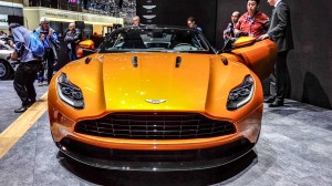 Geneva Motor Show 2016 Aston Martin DB11 Front Orange carwitter 300x168 - Geneva International Motor Show 2016 - A Round Up - Geneva International Motor Show 2016 - A Round Up