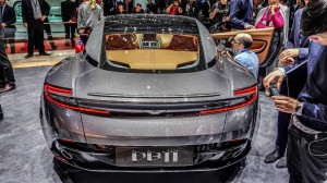 Geneva Motor Show 2016 Aston Martin DB11 Rear carwitter 300x168 - Geneva International Motor Show 2016 - A Round Up - Geneva International Motor Show 2016 - A Round Up