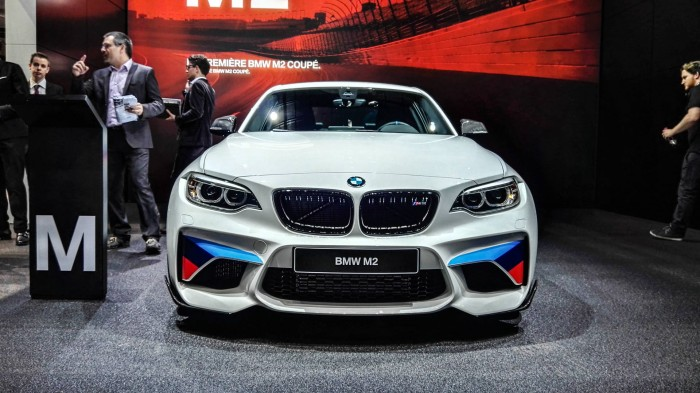 Geneva Motor Show 2016 BMW M2 M Performance Front carwitter 700x393 - Geneva International Motor Show 2016 - A Round Up - Geneva International Motor Show 2016 - A Round Up
