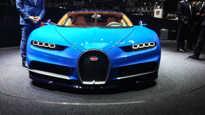 Geneva Motor Show 2016 Bugatti Chiron Front Low carwitter 700x393 - Geneva International Motor Show 2016 - A Round Up - Geneva International Motor Show 2016 - A Round Up