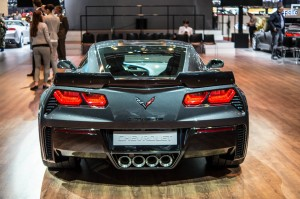 Geneva Motor Show 2016 Chevrolet Corvette Grand Sport Rear carwitter 300x199 - Geneva International Motor Show 2016 - A Round Up - Geneva International Motor Show 2016 - A Round Up