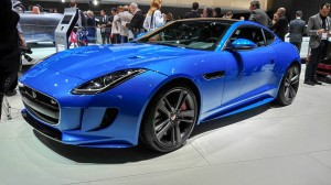 Geneva Motor Show 2016 French Racing Blue Jaguar FType carwitter 300x168 - Geneva International Motor Show 2016 - A Round Up - Geneva International Motor Show 2016 - A Round Up