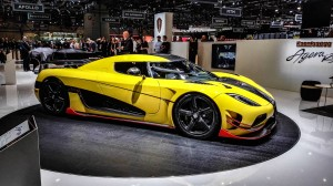Geneva Motor Show 2016 Koenigsegg Agera RS carwitter 300x168 - Geneva International Motor Show 2016 - A Round Up - Geneva International Motor Show 2016 - A Round Up