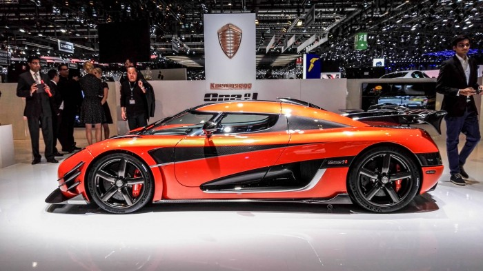 Geneva Motor Show 2016 Koenigsegg One Of 1 Side carwitter 700x393 - Geneva International Motor Show 2016 - A Round Up - Geneva International Motor Show 2016 - A Round Up