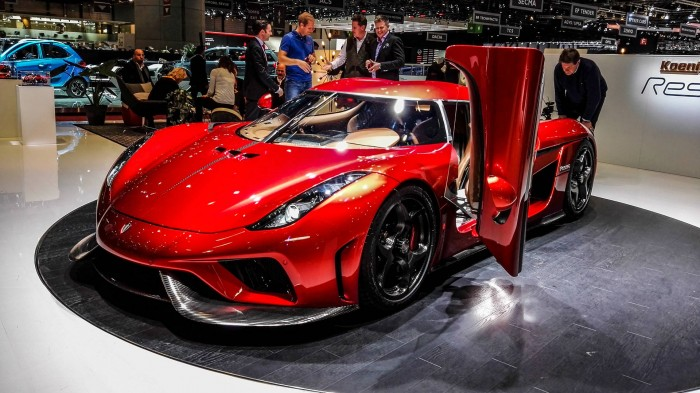 Geneva Motor Show 2016 Koenigsegg Regera carwitter 700x393 - Geneva International Motor Show 2016 - A Round Up - Geneva International Motor Show 2016 - A Round Up