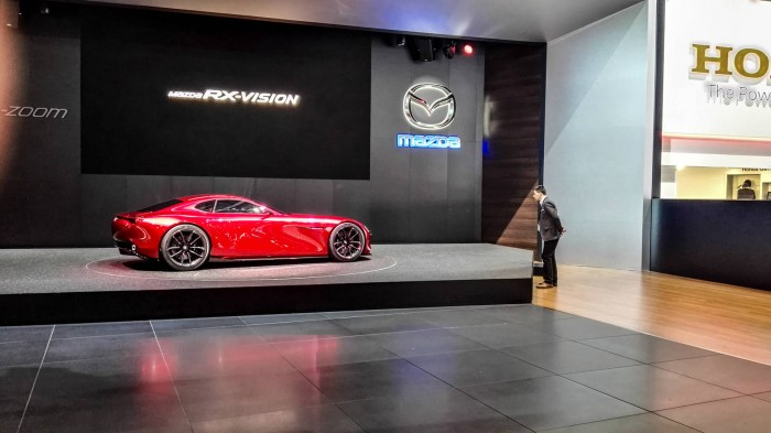 Geneva Motor Show 2016 Mazda RX Vision carwitter 700x393 - Geneva International Motor Show 2016 - A Round Up - Geneva International Motor Show 2016 - A Round Up