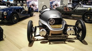 Geneva Motor Show 2016 Morgan 3 Wheeler EV Electric carwitter 300x168 - Geneva International Motor Show 2016 - A Round Up - Geneva International Motor Show 2016 - A Round Up