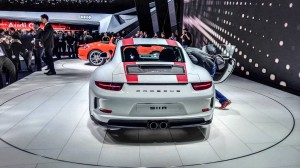 Geneva Motor Show 2016 Porsche 911R Rear carwitter 300x168 - Geneva International Motor Show 2016 - A Round Up - Geneva International Motor Show 2016 - A Round Up