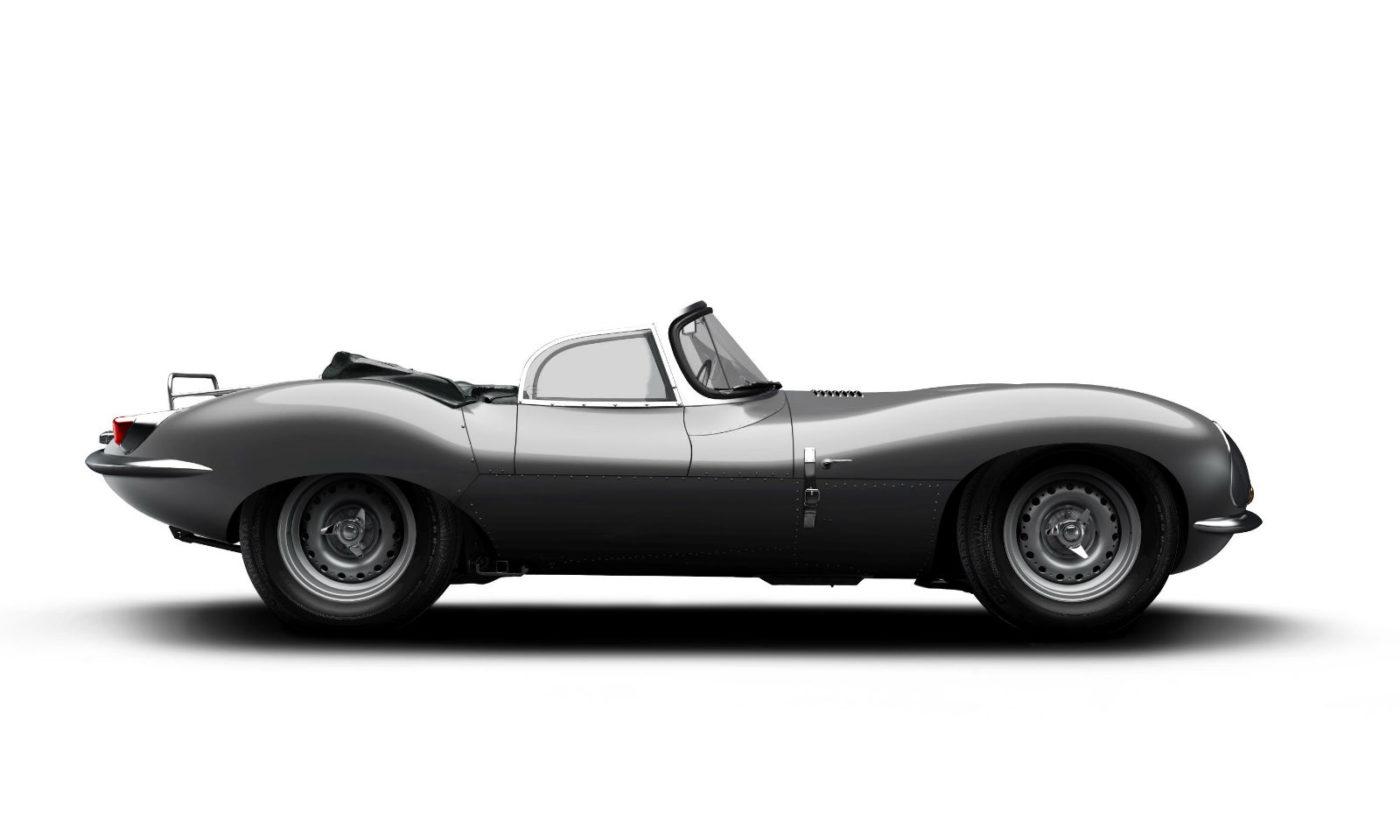 Original Jaguar XKSS Side carwitter 1400x840 - Jaguar to remake 9 lost XKSS models - Jaguar to remake 9 lost XKSS models