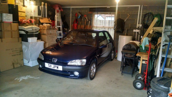PROJECT 106 GTi Garage carwitter 700x394 - 10 Tips to Reduce Your Car Insurance - 10 Tips to Reduce Your Car Insurance