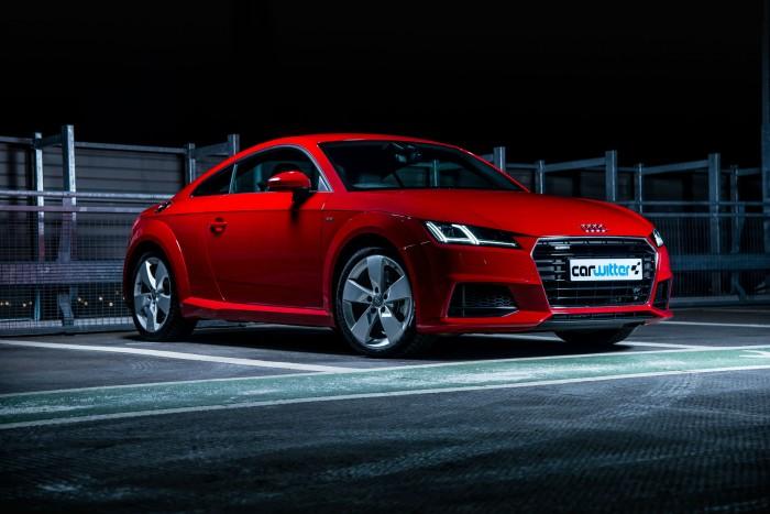 2016 Audi TT 2.0 TFSI Quattro Review Front Angle carwitter 700x467 - 2016 Audi TT 2.0 TFSI Quattro Review – Beast - 2016 Audi TT 2.0 TFSI Quattro Review – Beast