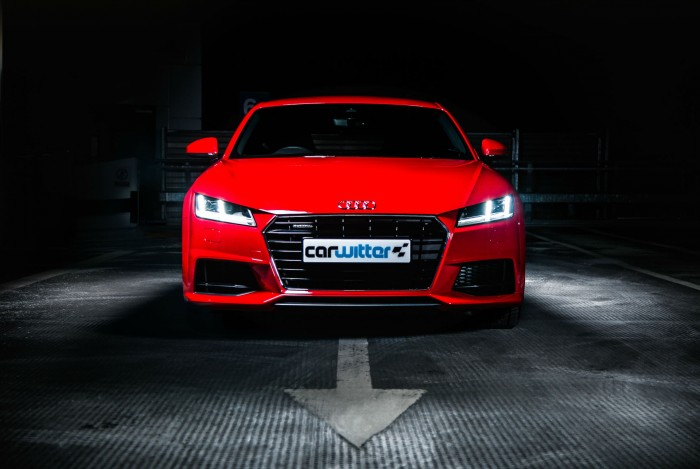 2016 Audi TT 2.0 TFSI Quattro Review Front carwitter 700x469 - 2016 Audi TT 2.0 TFSI Quattro Review – Beast - 2016 Audi TT 2.0 TFSI Quattro Review – Beast