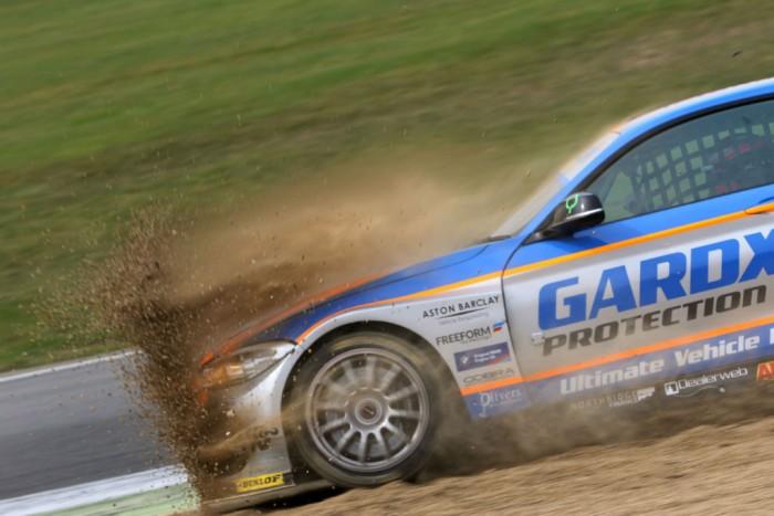BTCC 16 Brands Hatch BMW off