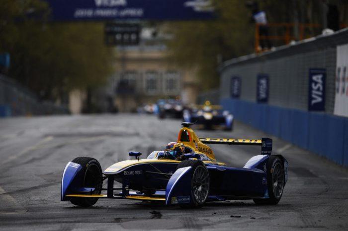 Formula E - Paris - Buemi