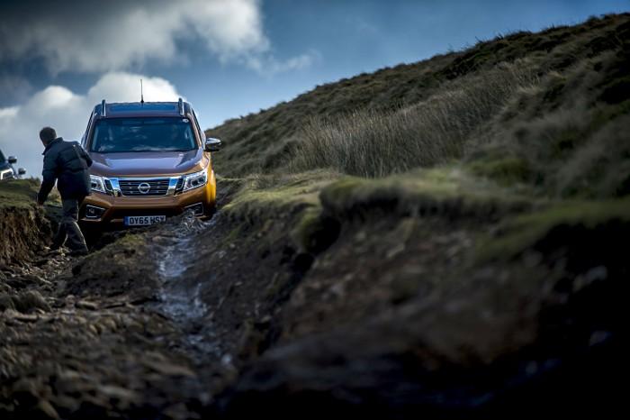 Nissan Navara NP300 Automatic Review - Grren Lane Yorkshire - carwitter