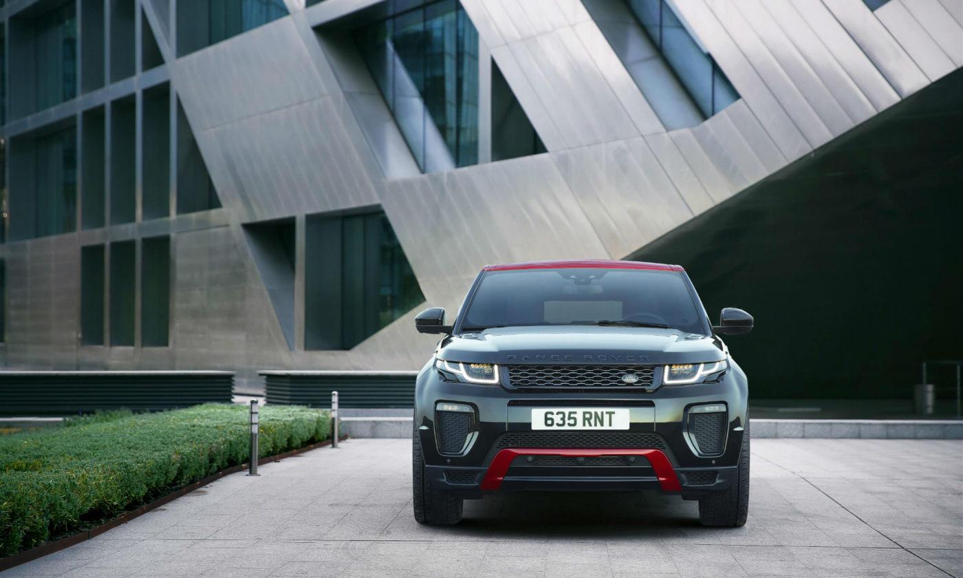 Range Rover Evoque Ember Edition Front carwitter 1400x840 - Range Rover announce Ember Special Edition - Range Rover announce Ember Special Edition