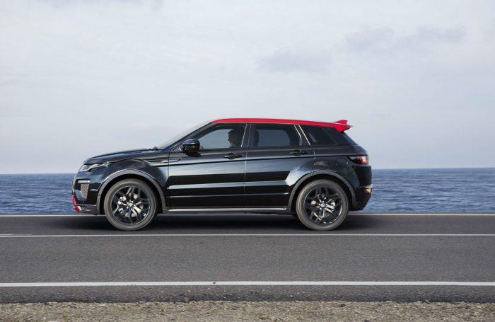 Range Rover Evoque Ember Edition - Side - carwitter