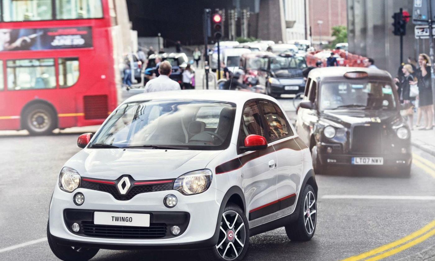 Renault Twingo London Test Drives carwitter 1400x840 - Renault Twingo's take over London this week! - Renault Twingo's take over London this week!