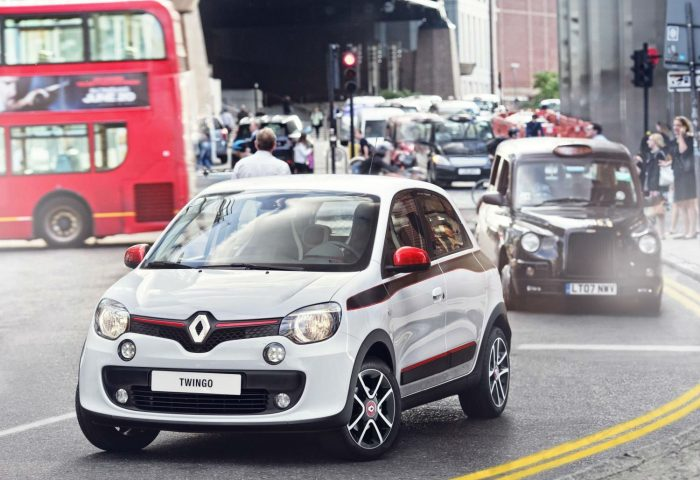 Renault Twingo London Test Drives - carwitter