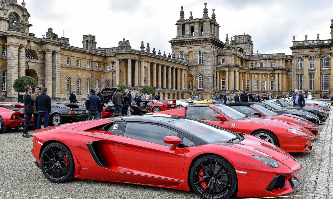 Salon Prive Cars Coffee 2016 Lamborghini carwitter 1400x840 - Salon Privé launches Cars & Coffee at Blenheim Palace - Salon Privé launches Cars & Coffee at Blenheim Palace