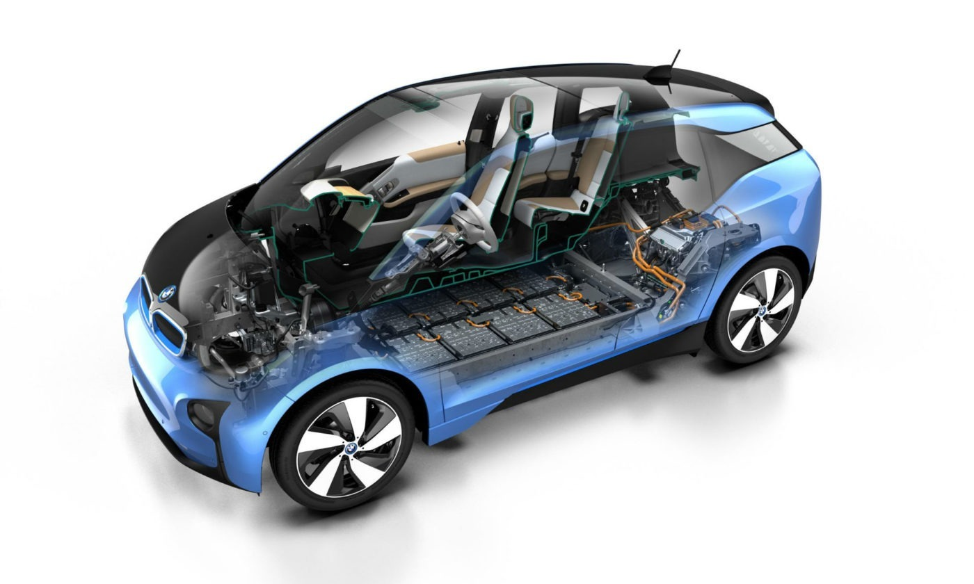 2016 BMW i3 94AH Cutaway carwitter 1400x840 - BMW i3 gets upgrades - 94Ah model hits the road - BMW i3 gets upgrades - 94Ah model hits the road