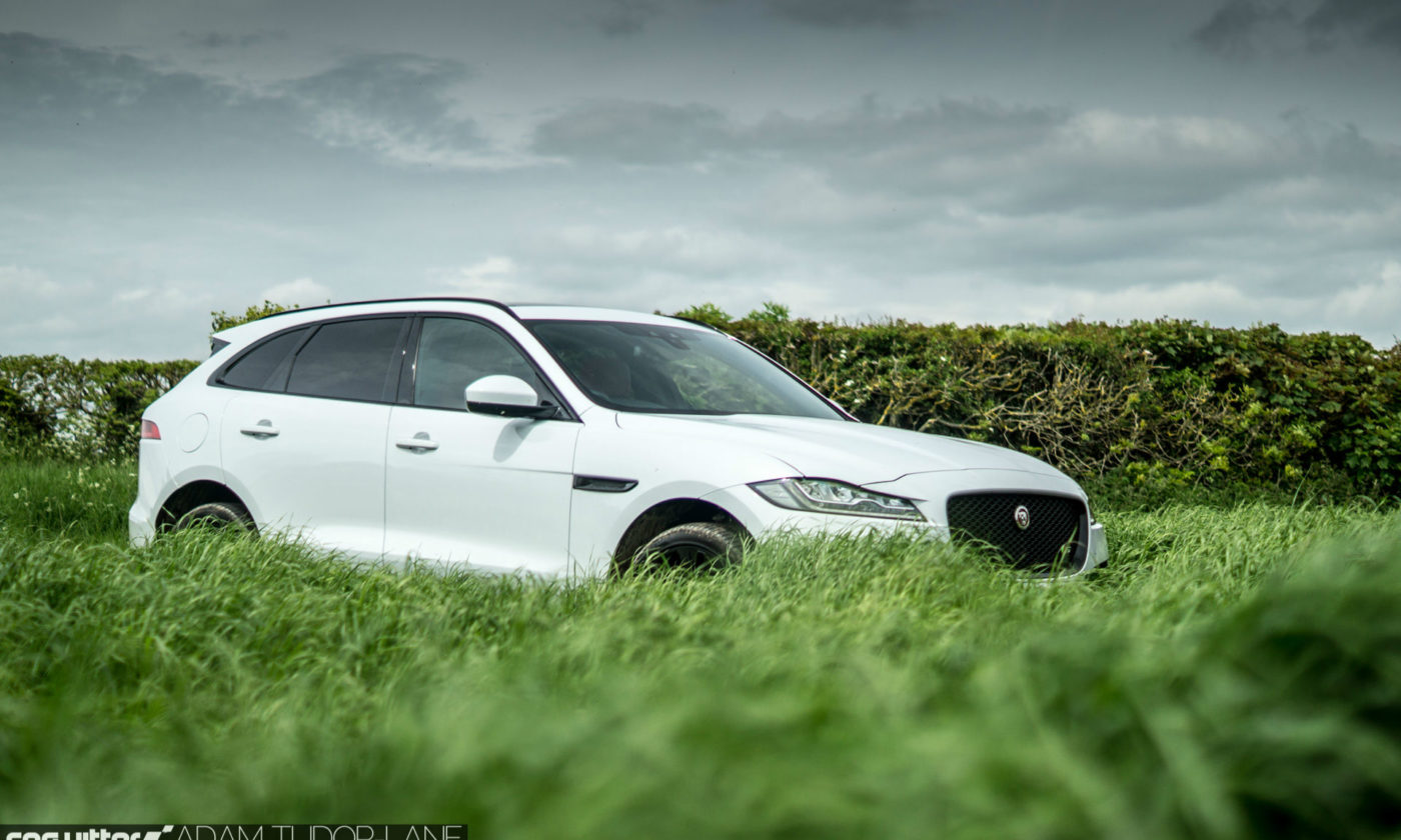 2016 Jaguar F Pace S Diesel Review Low Grass Scene carwitter  1400x840 - Why are crossover SUV's so popular? - Why are crossover SUV's so popular?