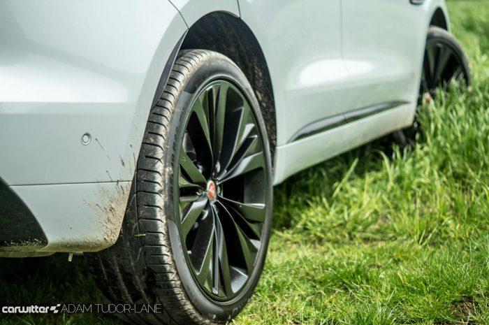 2016 Jaguar F-Pace S Diesel Review - Mud Alloys - carwitter