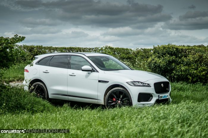 2016 Jaguar F-Pace S Diesel Review - Side Scene - carwitter