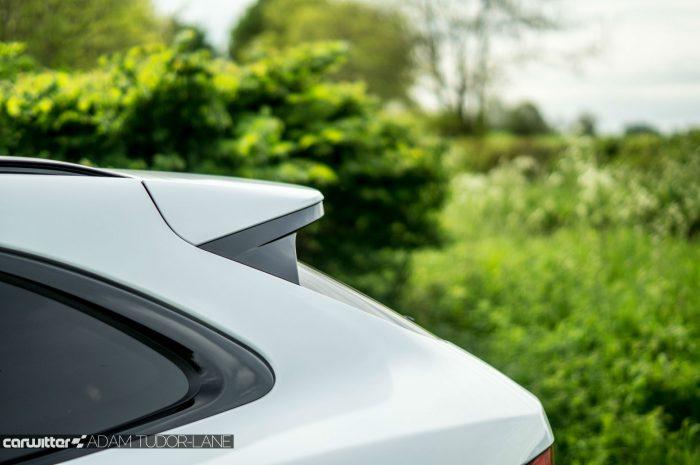 2016 Jaguar F-Pace S Diesel Review - Spoiler - carwitter