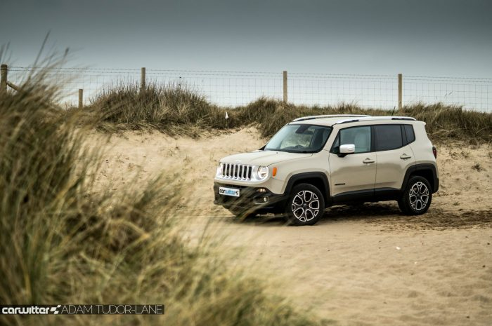 2016 Jeep Renegade Review Front Scene Main carwitter 700x465 - Jeep Renegade Review – The eye is in the detail - Jeep Renegade Review – The eye is in the detail