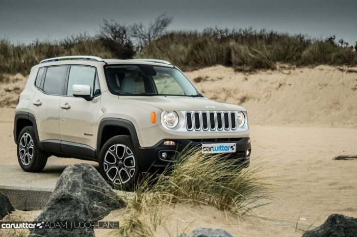 2016 Jeep Renegade Review - Front Side Scene - carwitter