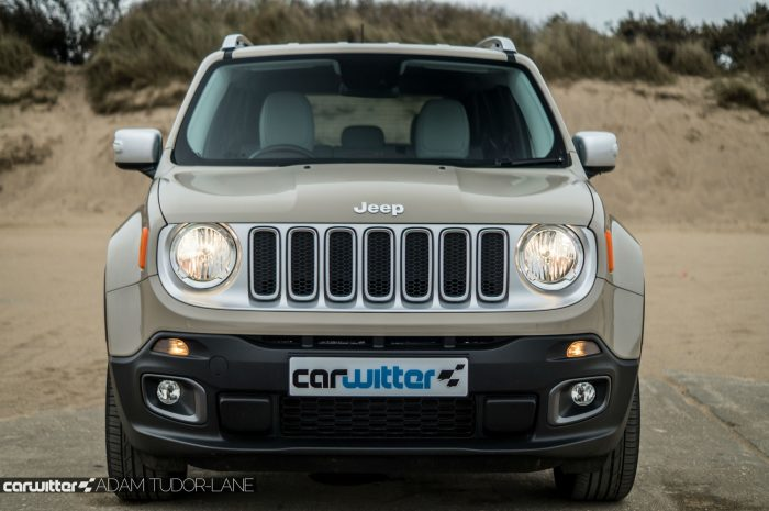 2016 Jeep Renegade Review - Front - carwitter