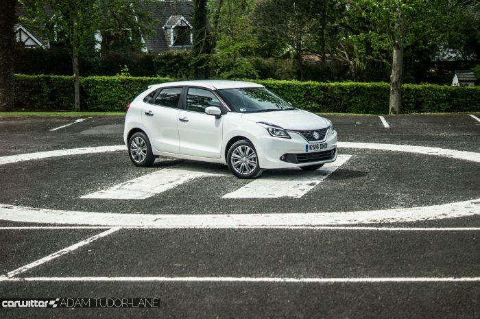 2016 Suzuki Baleno Review - Main Scene - carwitter