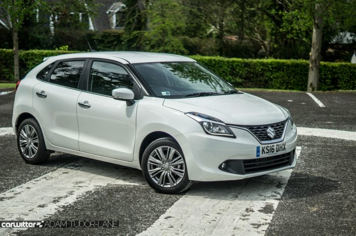 2016 Suzuki Baleno Review - Side Close - carwitter