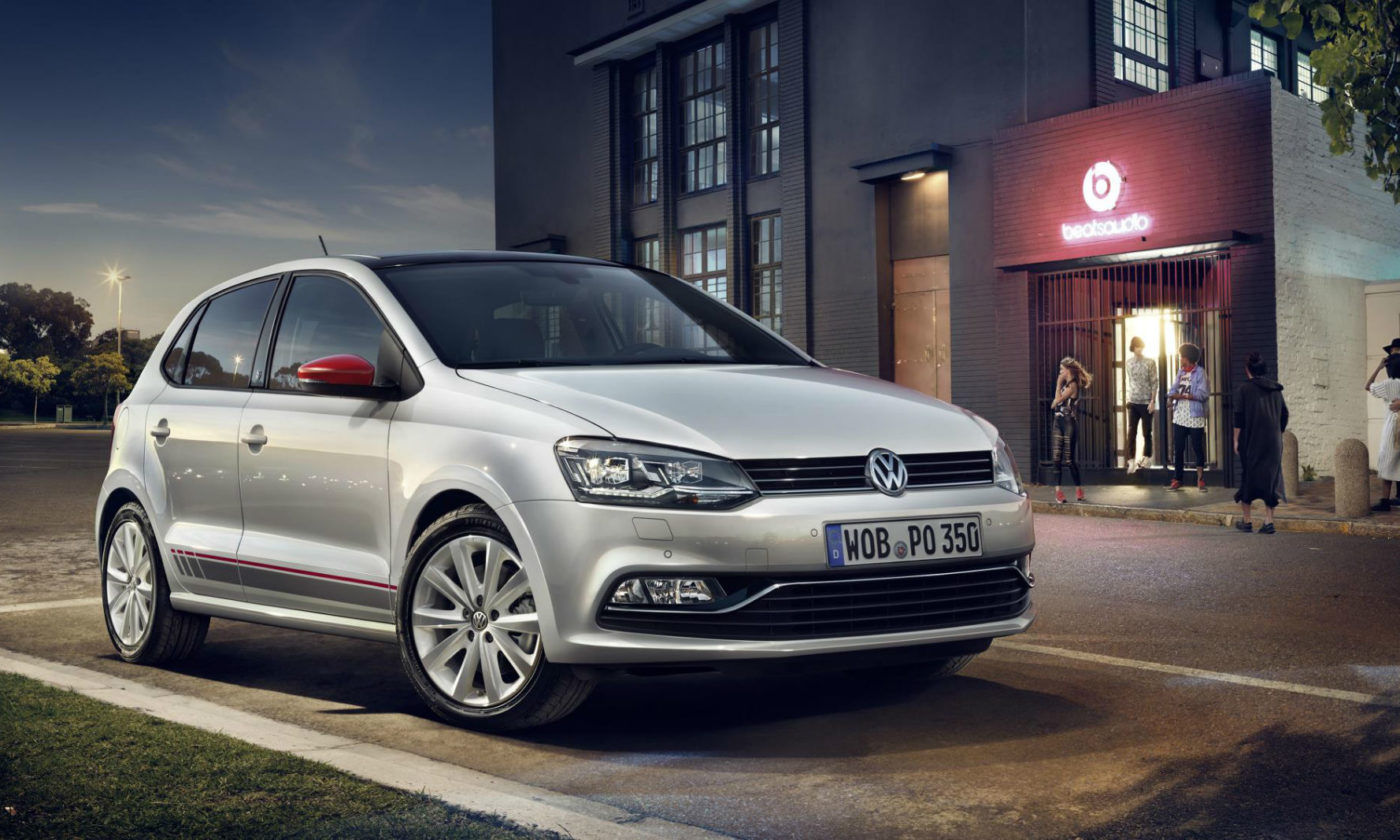 2016 Volkswagen VW Polo Beats Edition Front carwitter 1400x840 - VW Polo Beats edition order books open - VW Polo Beats edition order books open