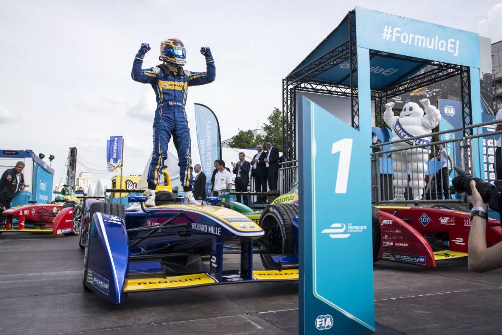 Formula E Berlin Buemi 1 - Formula E - Berlin - Buemi Narrows Championship Lead With Win - Formula E - Berlin - Buemi Narrows Championship Lead With Win