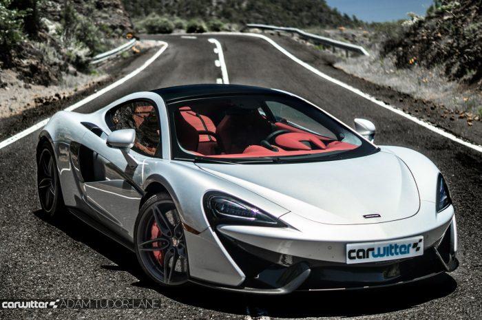 McLaren 570GT Review - Main Scene - carwitter