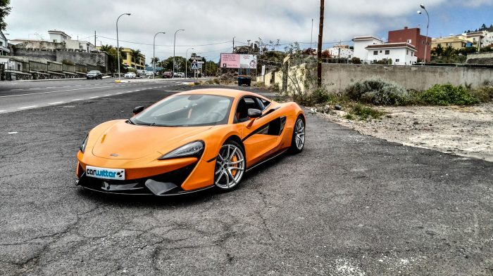 McLaren 570S - Carwitter
