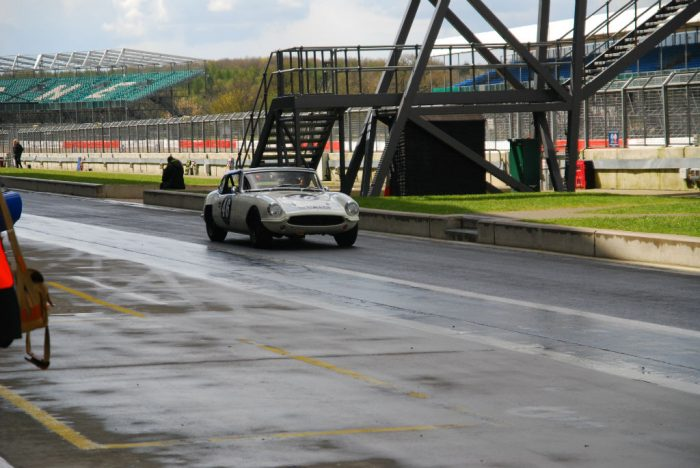 Silver Classic 16 Elva