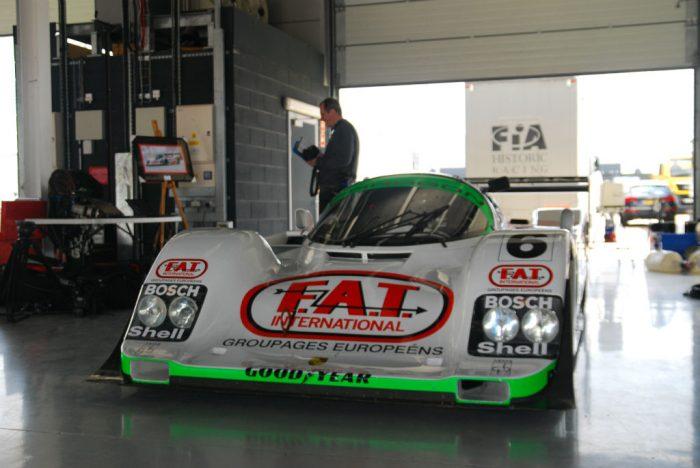 Silver Classic 16 Group C Porsche