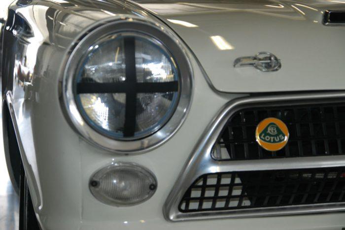 Silver Classic 16 Lotus Cortina