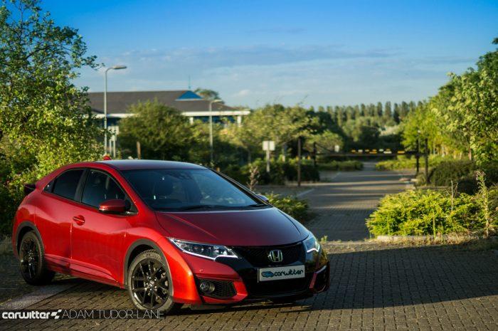2016 Honda Civic Sport Review 1.6 iDTEC - Front Scene High - carwitter