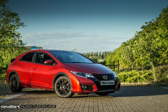 2016 Honda Civic Sport Review 1.6 iDTEC Front Scene carwitter 700x465 - 2016 Honda Civic Sport Review - 2016 Honda Civic Sport Review